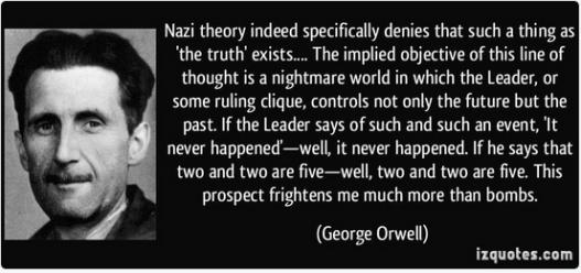 OrwellonTruth